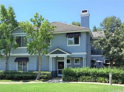 87 Carlsbad Lane, Aliso Viejo, CA 92656 - MLS#: PW18189375