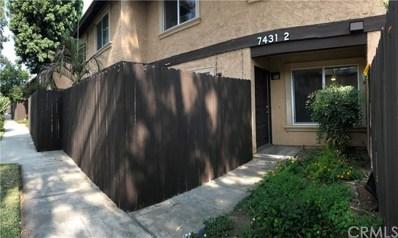 7431 Shadyglade Avenue UNIT 2, North Hollywood, CA 91605 - MLS#: PW18189563