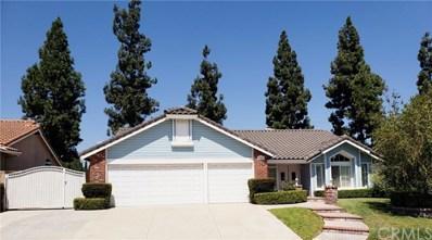17451 Green Pine Way, Yorba Linda, CA 92886 - MLS#: PW18189632