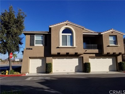 35816 Hazelhurst Street UNIT 2, Murrieta, CA 92562 - MLS#: PW18190260
