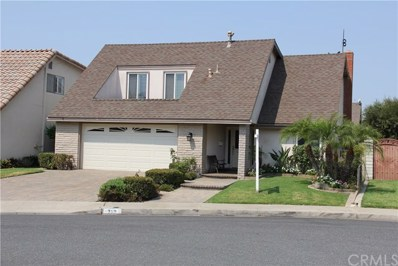 7511 Black Star Lane, La Palma, CA 90623 - MLS#: PW18190676