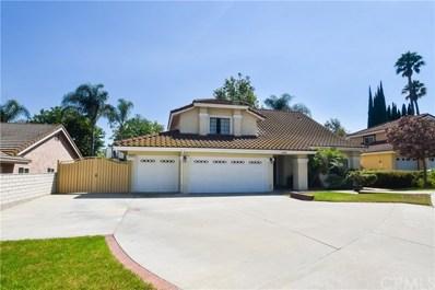 17430 Abbey Lane, Yorba Linda, CA 92886 - MLS#: PW18191223