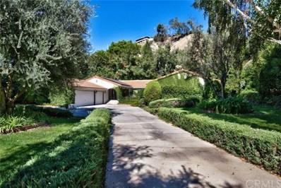 1345 East Road, La Habra Heights, CA 90631 - MLS#: PW18191496