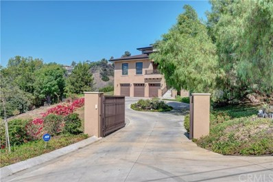 2185 Papaya Drive, La Habra Heights, CA 90631 - MLS#: PW18191703