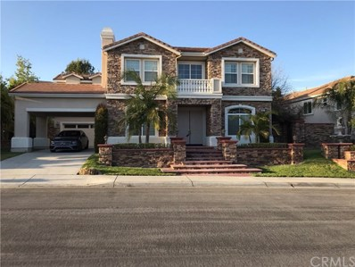 18837 Secretariat Way, Yorba Linda, CA 92886 - MLS#: PW18191725