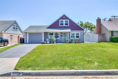 10924 Kane Avenue, Whittier, CA 90604 - MLS#: PW18191741