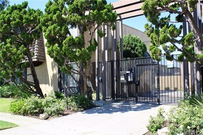 5535 Ackerfield Avenue UNIT 40, Long Beach, CA 90805 - MLS#: PW18191754