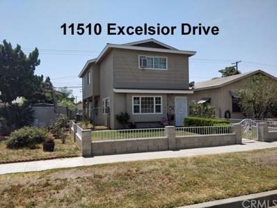 11510 EXCELSIOR Drive, Norwalk, CA 90650 - MLS#: PW18192311