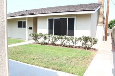 12700 Newport Avenue UNIT 8, Tustin, CA 92780 - MLS#: PW18192686