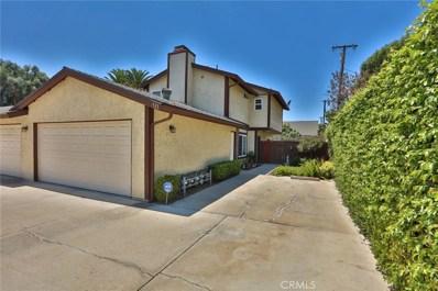 531 E Erna Avenue UNIT 11, La Habra, CA 90631 - MLS#: PW18192931