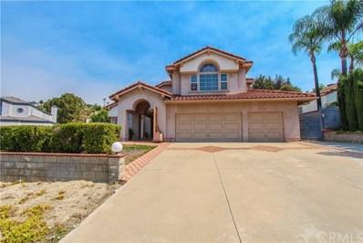 22037 La Puente Road, Walnut, CA 91789 - MLS#: PW18193611