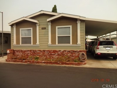 3424 W Washington Avenue UNIT 209, Santa Ana, CA 92703 - MLS#: PW18193918