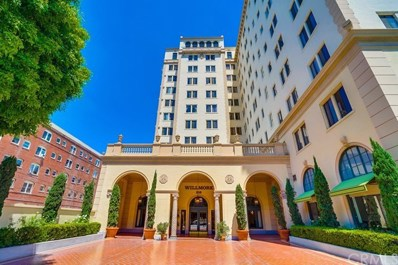 315 W 3rd Street UNIT 502, Long Beach, CA 90802 - MLS#: PW18194062