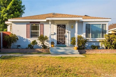 1945 E Hardwick Street, Long Beach, CA 90807 - MLS#: PW18194084
