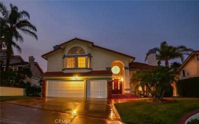 20521 Via El Tajo, Yorba Linda, CA 92887 - MLS#: PW18194432