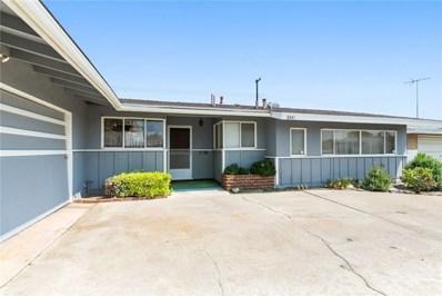 8841 Kennelly Lane, Anaheim, CA 92804 - MLS#: PW18194457