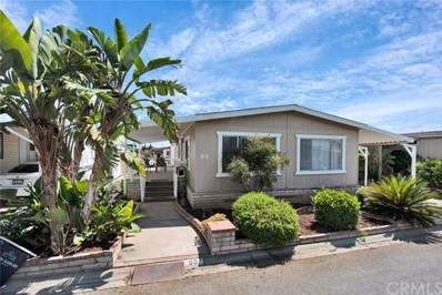 692 N Adele Street UNIT 95, Orange, CA 92867 - MLS#: PW18194556