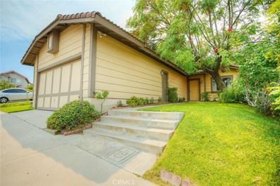 4607 Golden Ridge Drive, Corona, CA 92880 - MLS#: PW18194559