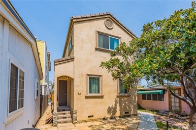 74 Riversea Road UNIT 74, Seal Beach, CA 90740 - MLS#: PW18194963