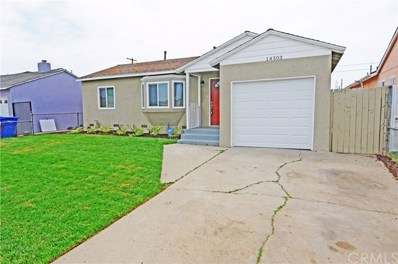 14503 S Cairn Avenue, Compton, CA 90220 - MLS#: PW18195068