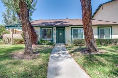 5476 E Willow Woods Lane UNIT A, Anaheim Hills, CA 92807 - MLS#: PW18195339