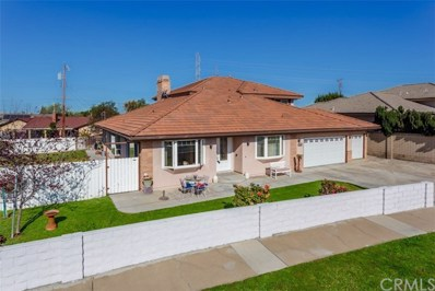 1834 N Fern Street, Orange, CA 92867 - MLS#: PW18195466