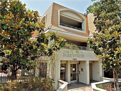 1401 N Greenbrier Road UNIT 107, Long Beach, CA 90815 - MLS#: PW18195528