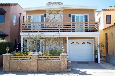 41 La Verne Avenue, Long Beach, CA 90803 - #: PW18196108