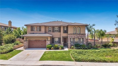 16423 Village Meadow Drive, Riverside, CA 92503 - MLS#: PW18196362