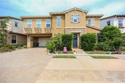 341 E 21st Street UNIT C, Costa Mesa, CA 92627 - MLS#: PW18196430