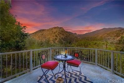28151 Hidea Way, Silverado Canyon, CA 92676 - MLS#: PW18196449