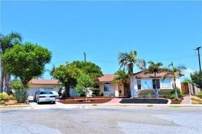 949 Atascadero Place, Montebello, CA 90640 - MLS#: PW18196868