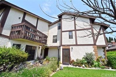 9014 Stacie Lane UNIT 28, Anaheim, CA 92804 - MLS#: PW18197117
