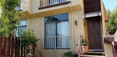 230 N Sierra Vista Street UNIT G, Monterey Park, CA 91755 - MLS#: PW18197118