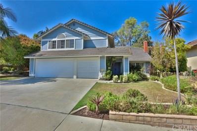 4045 Overcrest Drive, Whittier, CA 90601 - MLS#: PW18197846