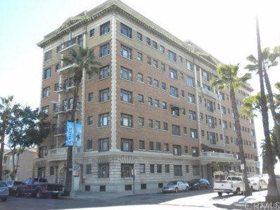 1030 E Ocean Boulevard UNIT 601, Long Beach, CA 90802 - MLS#: PW18198094