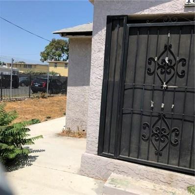 1503 E 112th Street, Los Angeles, CA 90059 - MLS#: PW18198206