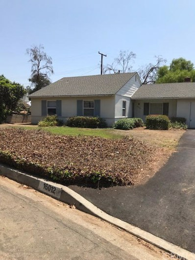 16012 La Calma Drive, Whittier, CA 90603 - MLS#: PW18198467
