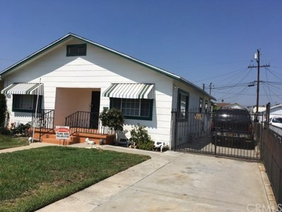 675 S Duncan Avenue S, East Los Angeles, CA 90022 - MLS#: PW18198594