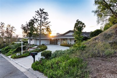 10341 Brightwood Drive, North Tustin, CA 92705 - MLS#: PW18198656