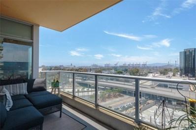411 W Seaside Way UNIT 806, Long Beach, CA 90802 - MLS#: PW18198752