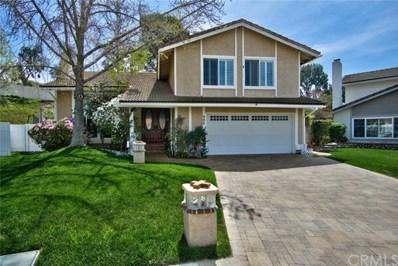 995 S La Salle Circle, Anaheim Hills, CA 92807 - MLS#: PW18198850