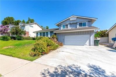 1825 Mariposa Lane, Fullerton, CA 92833 - MLS#: PW18198994