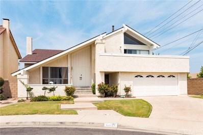10499 Salinas River Circle, Fountain Valley, CA 92708 - MLS#: PW18199018
