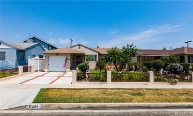 11569 Claymore Street, Santa Fe Springs, CA 90670 - MLS#: PW18199062