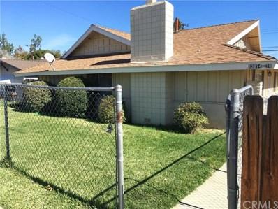 13874 McDonnell Street, Moreno Valley, CA 92553 - MLS#: PW18199795