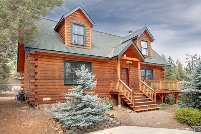 1011 Whispering Forest Drive, Big Bear, CA 92314 - MLS#: PW18199827