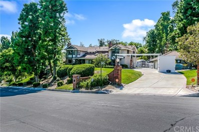 16112 Medlar Lane, Chino Hills, CA 91709 - MLS#: PW18199972