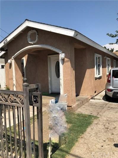 409 Franklin Street, Santa Ana, CA 92703 - MLS#: PW18200289