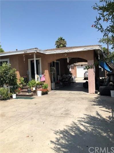 443 S Pacific Avenue, Santa Ana, CA 92703 - MLS#: PW18200387